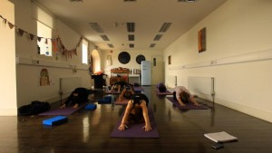 Yoga Classes at the Joe Keane Creative Centre at Old Deanery Cottages, Killala.