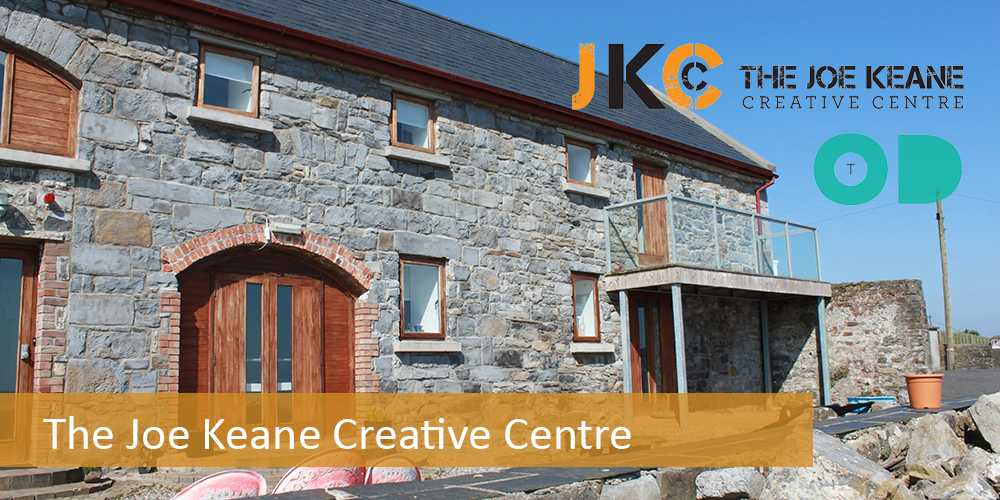 Joe Keane Creative Centre, part of The Old Deanery Cottages, Killala, on the Wild Atlantic Way.