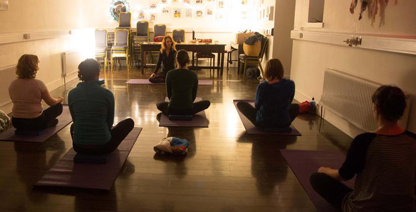 Yoga at the Joe Keane Creative Centre